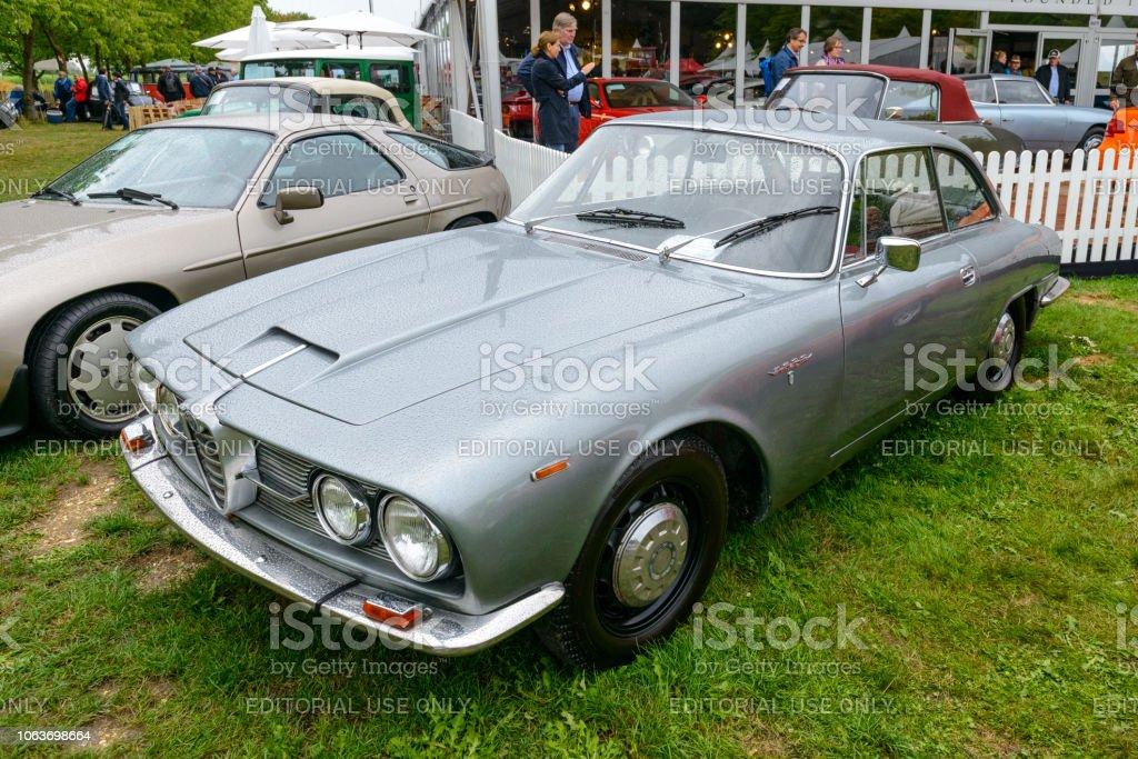 Alfa Romeo 2600 Sprint Coupe Bertone Oldtimer – Foto
