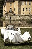 Alfa Romeo 6C 1750 Spider classic car