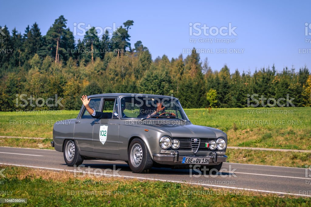 Alfa Romeo Giulia Super >> Alfa Romeo Giulia Super 13 Oldtimer Car Stock Photo Download Image Now