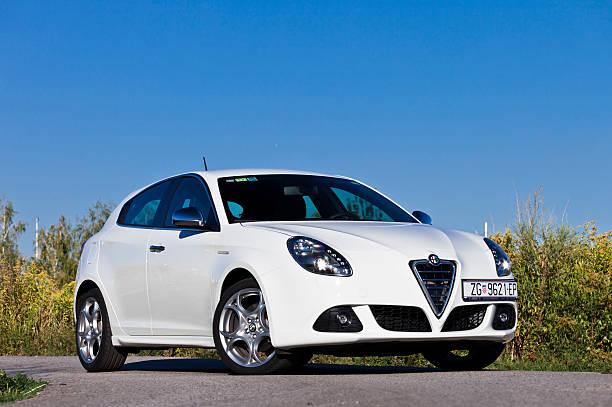 Alfa Romeo Giulietta Ticket – Foto