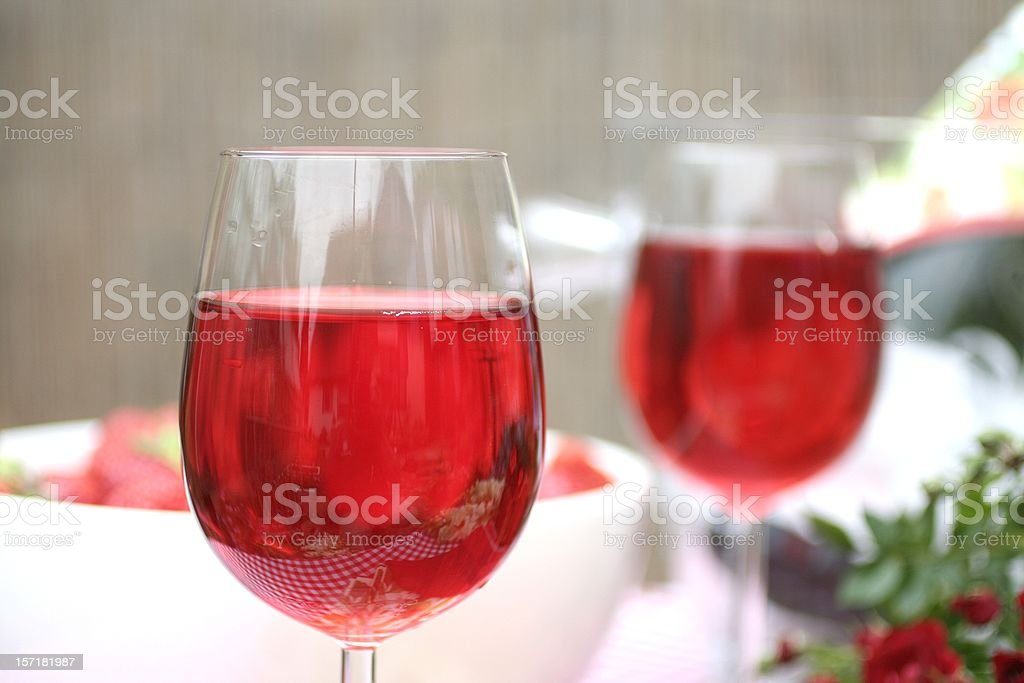 Alfresco royalty-free stock photo