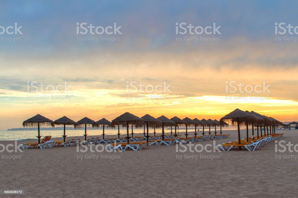 Algarve - fotografia de stock