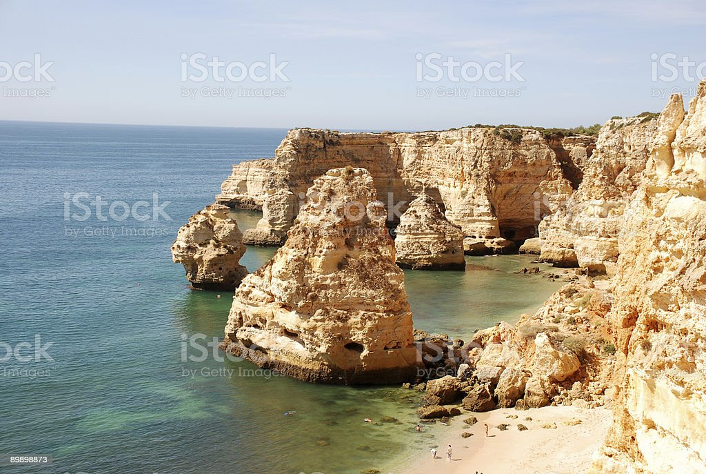 algarve - portugal royalty-free stock photo