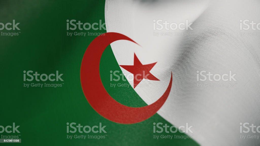 Algerie Drapeau drapeau algerien - photos et images libres de droits - istock