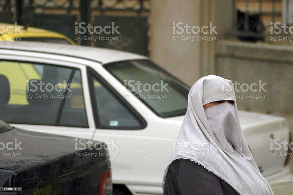 Femme algérien photo libre de droits
