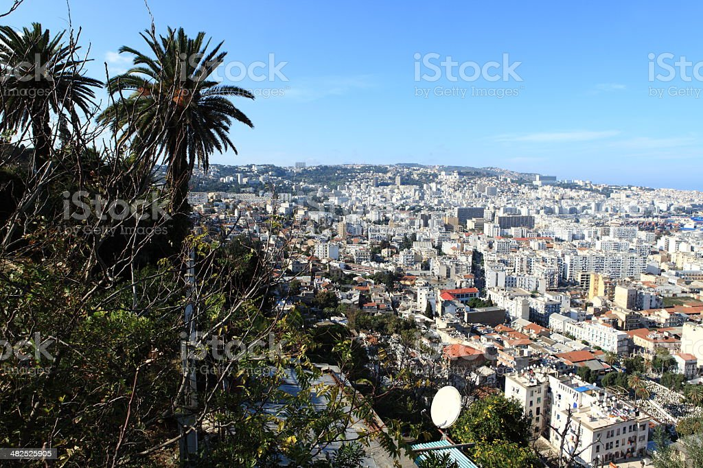 Algier Hauptstadt von Algerien - Photo