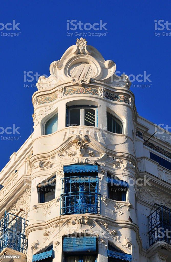 Was Ist Deco algiers algeria deco architecture stock photo more pictures of
