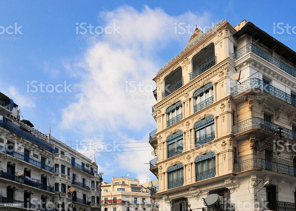 Alger, Algérie: Boulevard M. Ben Boulaid sur la Rue Larbi Ben M'hidi - Photo