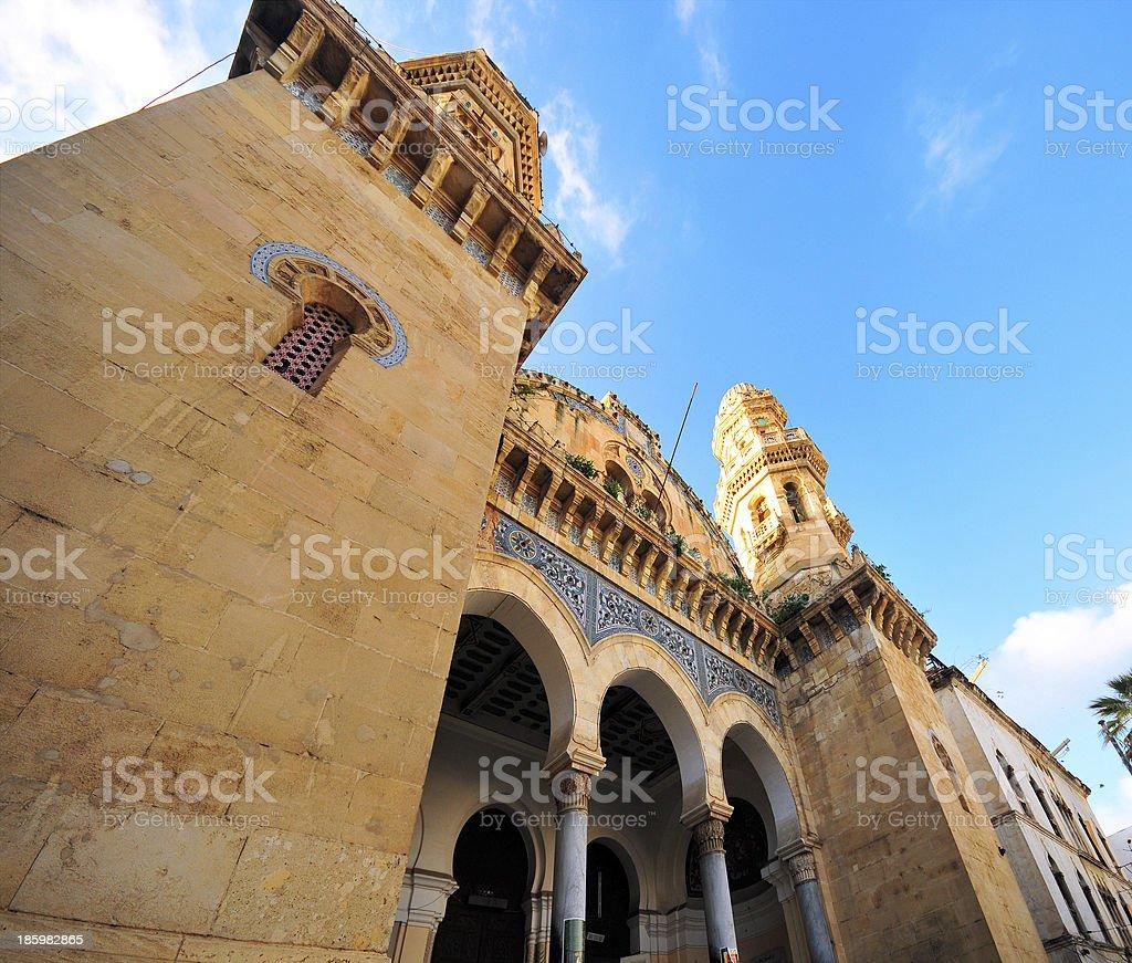 Alger, Algérie: Mosquée Ketchaoua - Photo