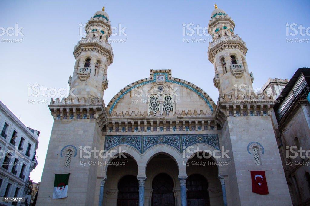 Argel (Alger), Argelia - foto de stock