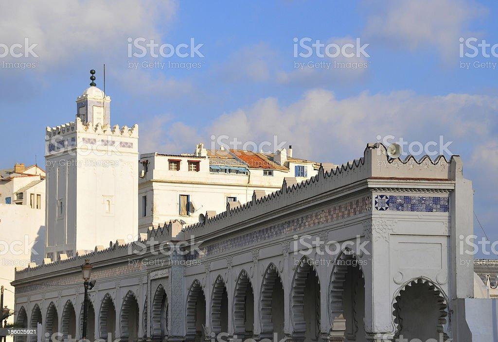 Algiers, Algeria: the Grand Mosque stock photo
