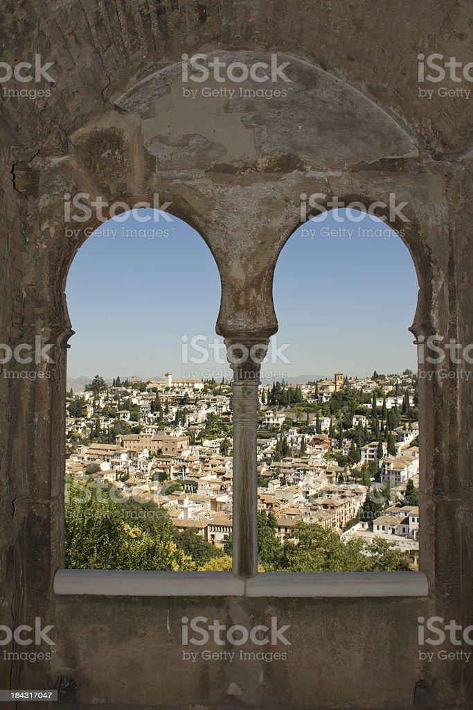 Alhambra und Granada – Foto