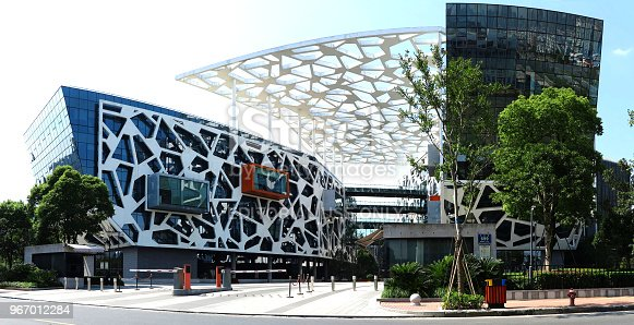 istock Alibaba Headquarters, Hangzhou, China 967012284