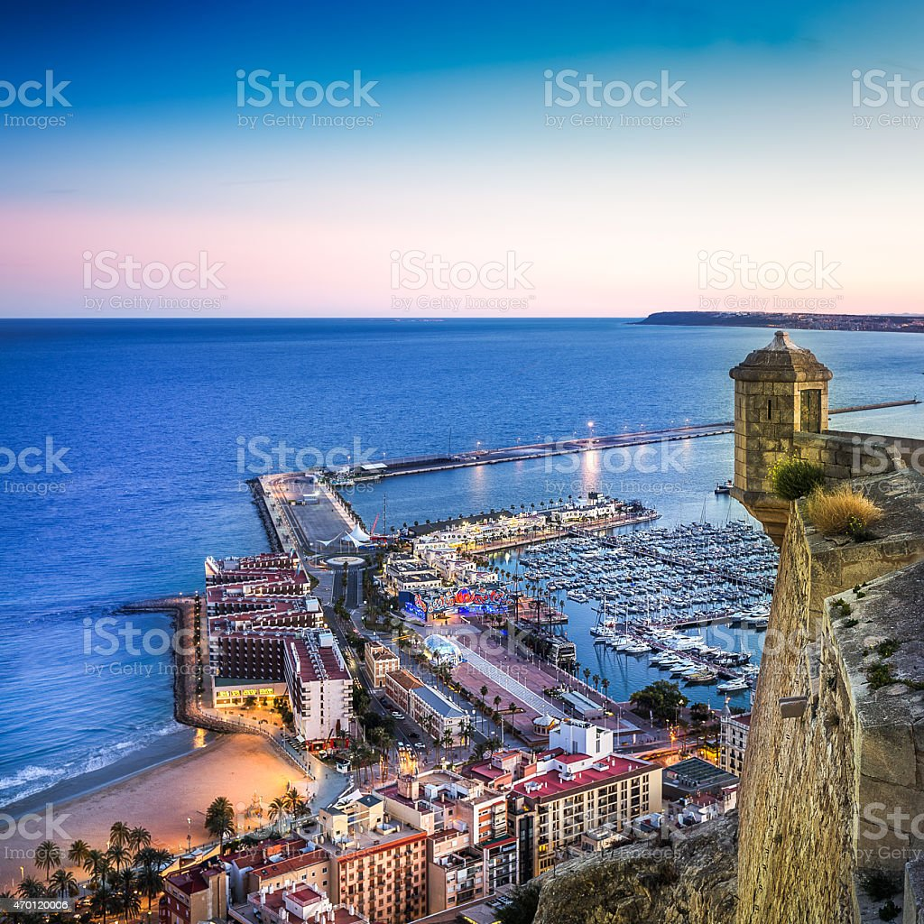 Hafen von Alicante – Foto