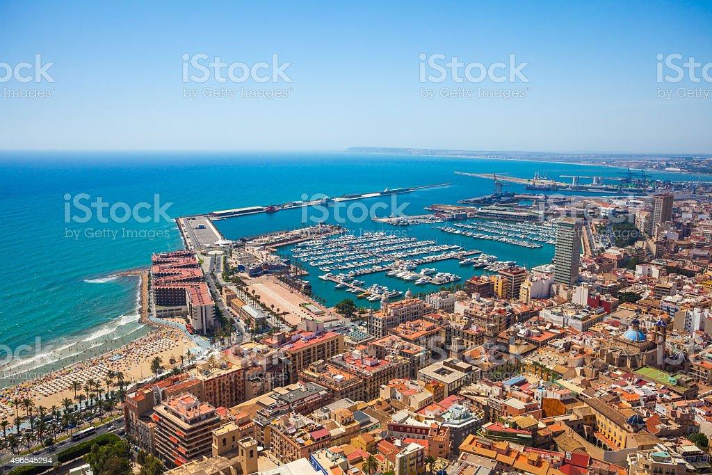Alicante, Spanien – Foto