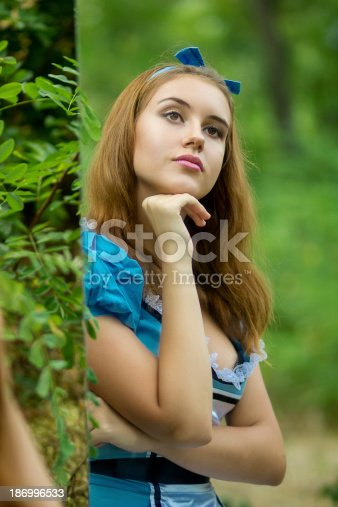 istock Alice in Wonderland 186996533