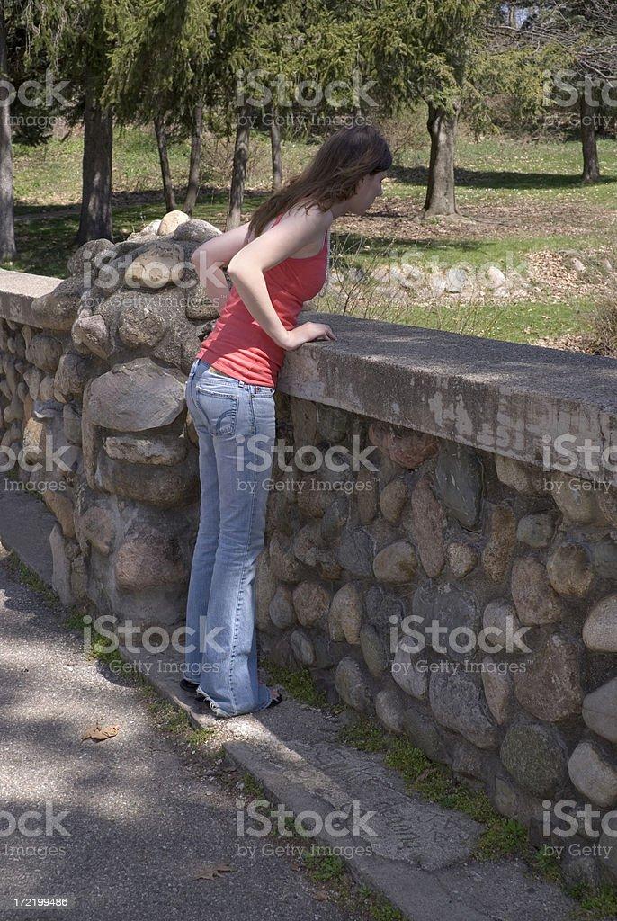 Алиша я стоковое фото