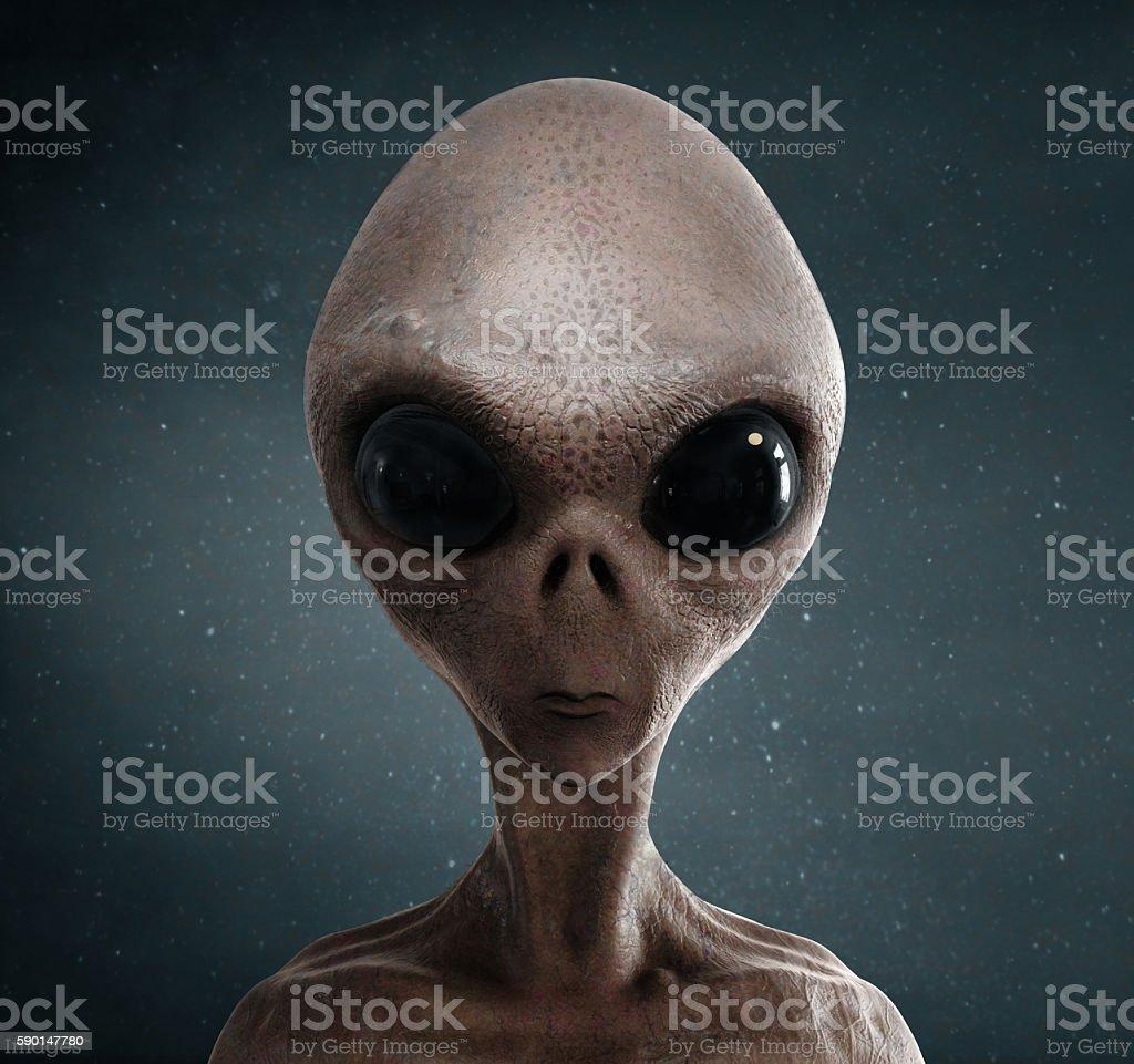 extraterrestre alien