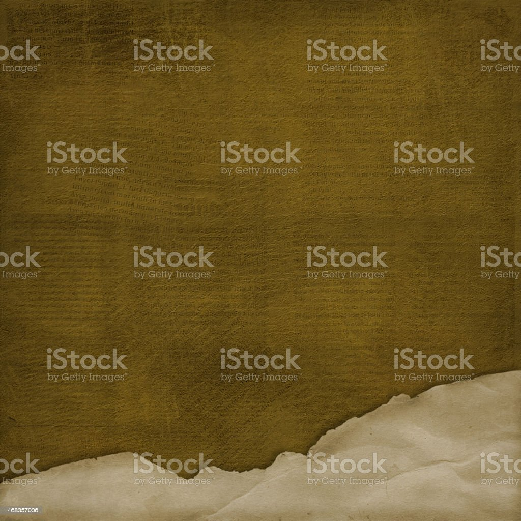 alienated crumpled leaf on the  abstract background royalty-free stock photo