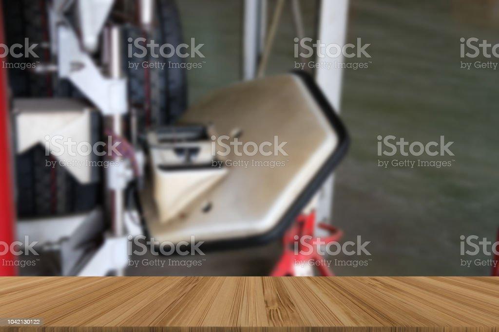 Aligner Reflector Adjustment Tool For Wheel Alignment Check