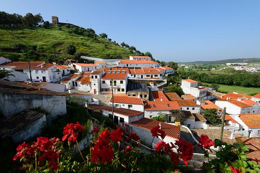Photo libre de droit de Aljezur Algarve Portugal banque d'images et plus d'images libres de droit de {top keyword}