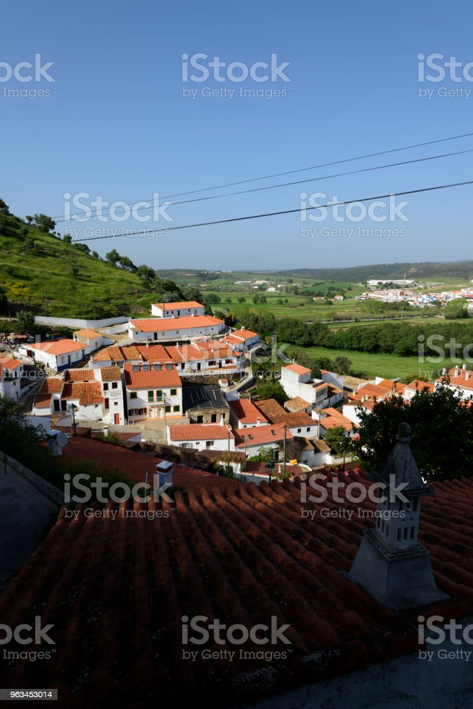 Aljezur, Algarve, Portekiz - Royalty-free Algarve Stok görsel