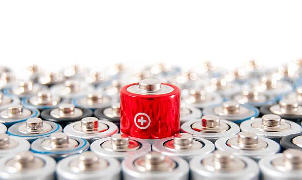 Alkalisch Batterien AAA – Foto