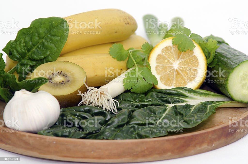 Alkaline diet stock photo