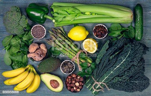 istock Alkaline foods 656958688