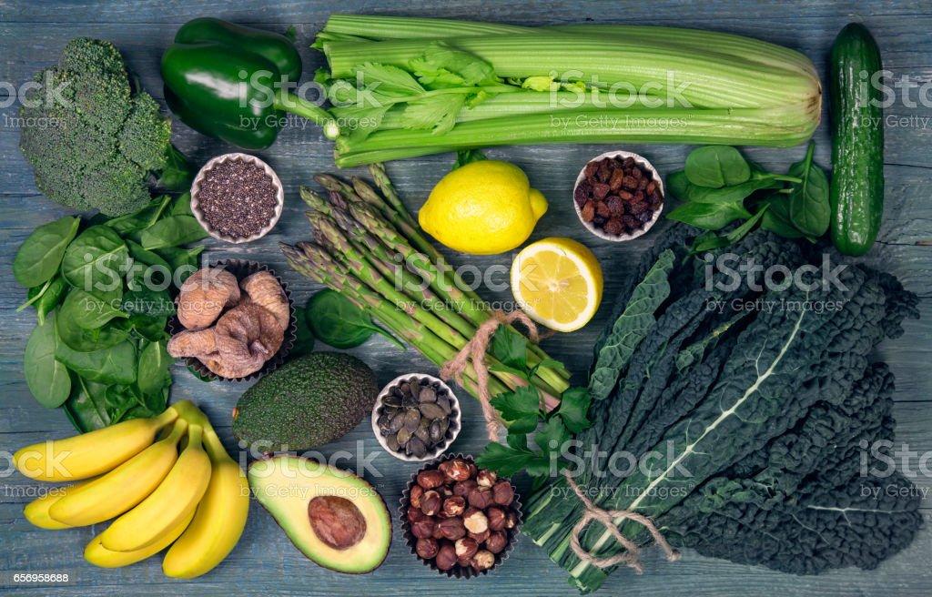 Alkalische Lebensmittel – Foto