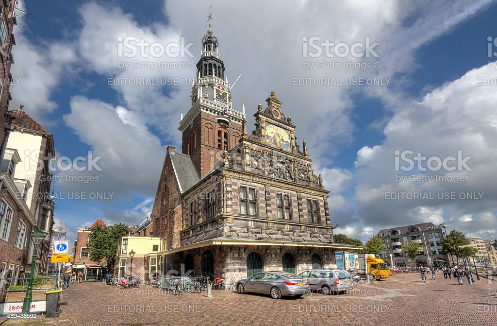 Alkmaar, Holland stock photo