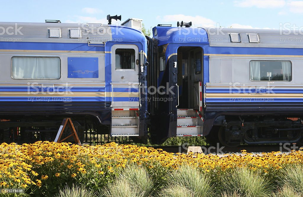 All Aboard stock photo