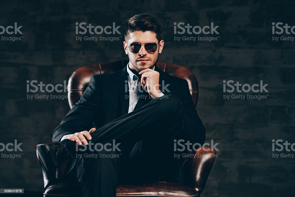 All about style. stock photo