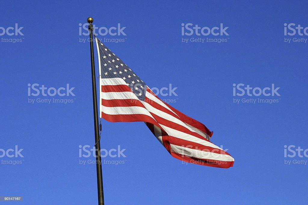 All American stock photo