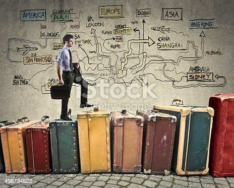 istock All around the world 496734622