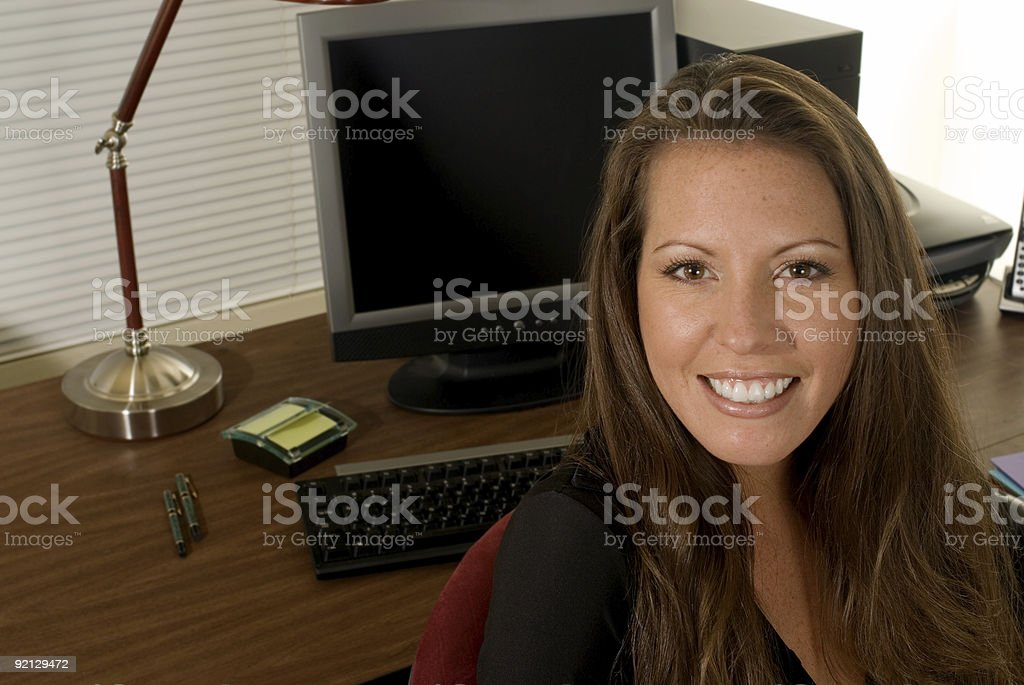 All Business royalty-free stock photo