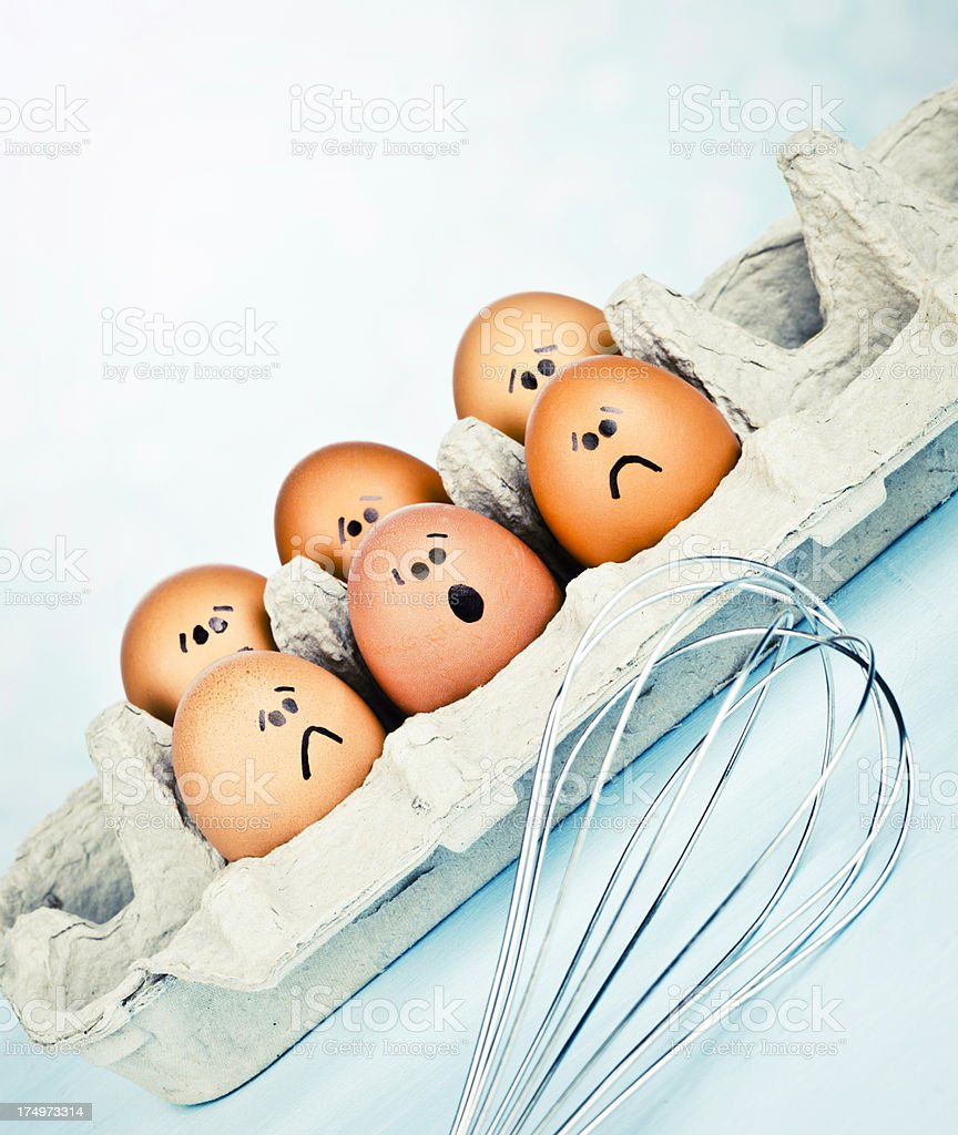 All Fear the Mighty Egg Beater stock photo