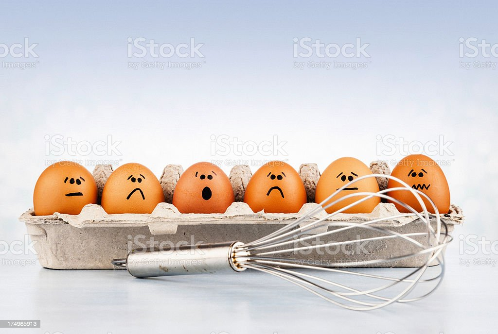 All Fear the Mighty Egg Beater royalty-free stock photo