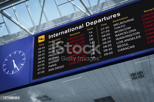 istock All Flights Cancelled 157588454