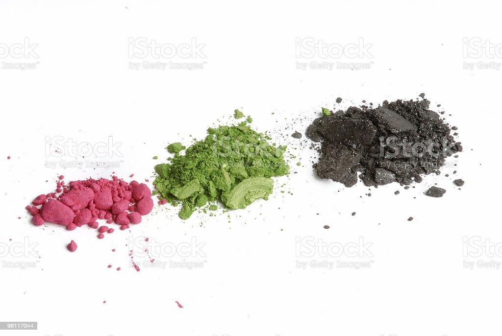 Tutti per il make-up 3 foto stock royalty-free
