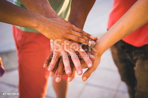 istock All for one! 471922914