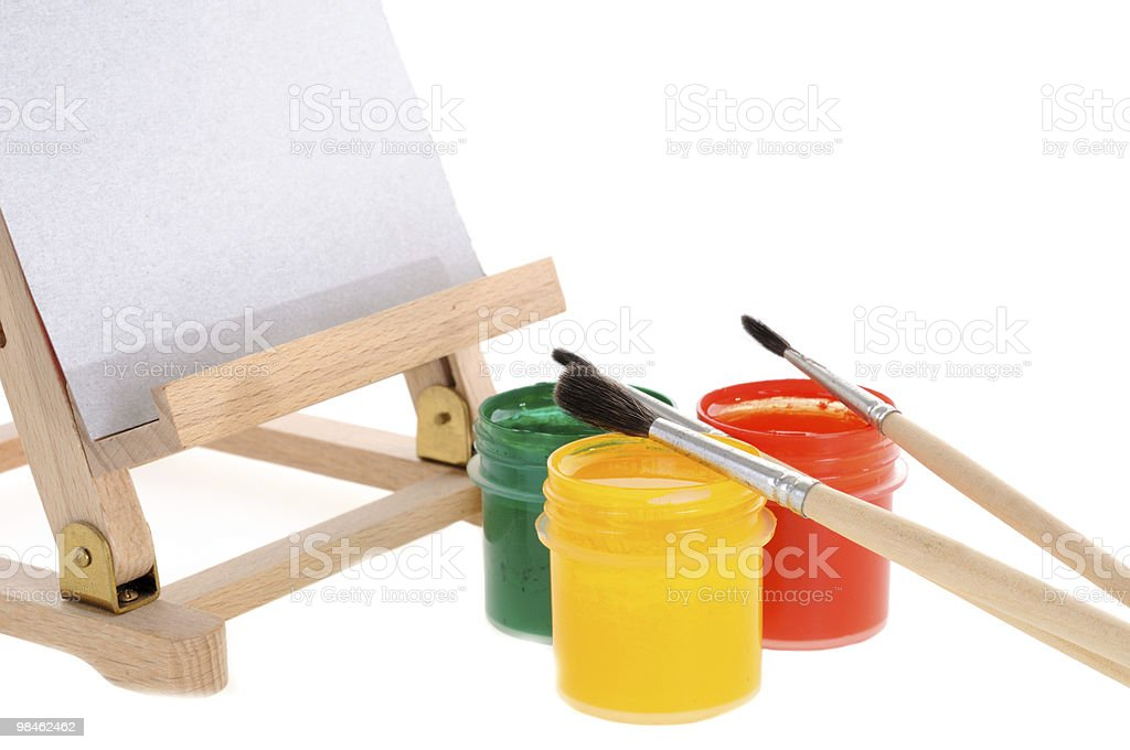All for painting royalty-free stock photo