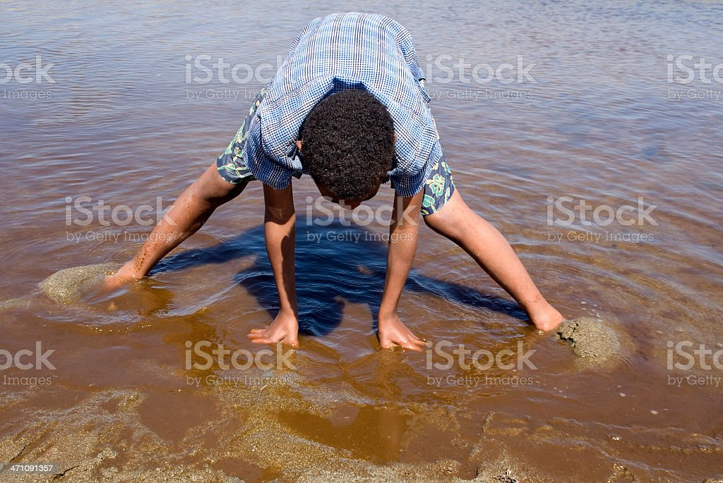 All Fours stock photo