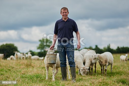 istock All in a days work on the farm 889095768