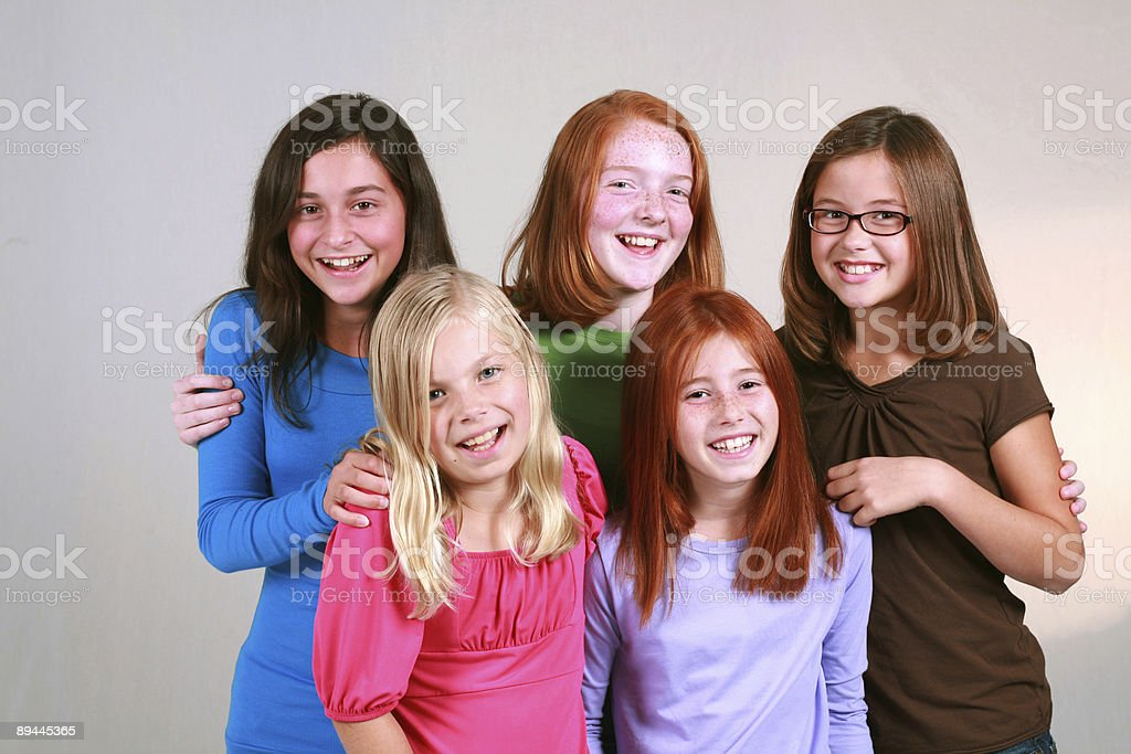 All In This Together royalty-free stock photo
