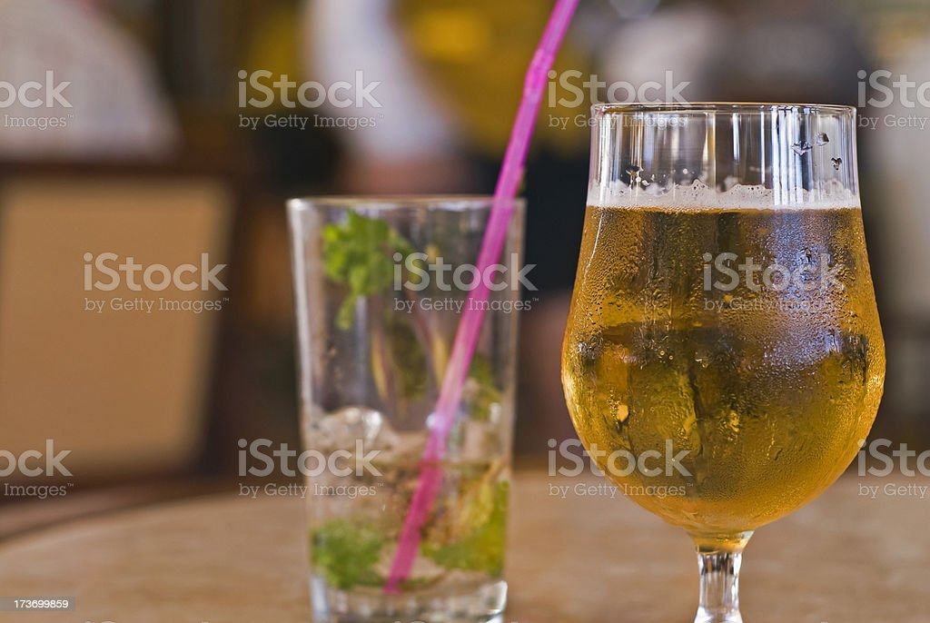All Inclusive royalty-free stock photo