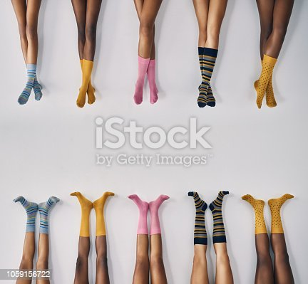 istock All kinds of socks to suit all kinds of feet 1059156722