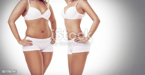 521792745 istock photo All natural and confident 521792741