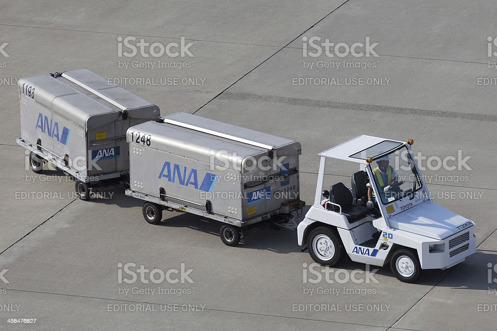 All Nippon Airways stock photo