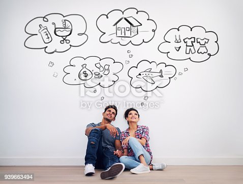 istock All our hopes and dreams will someday come true 939663494